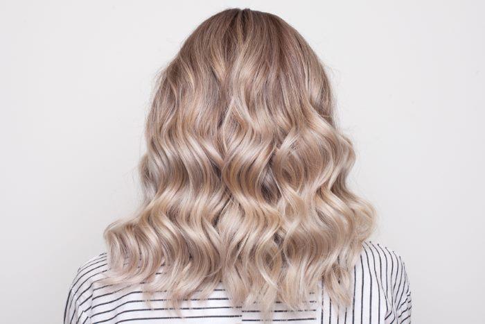 Окрашивание волос в технике балаяж