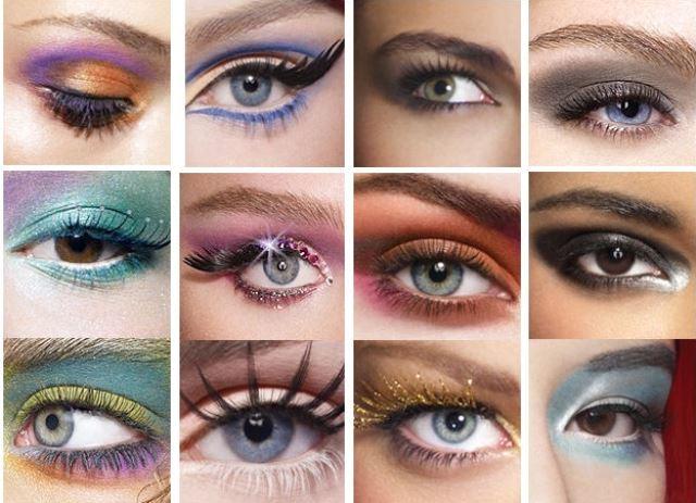 Какие виды макияжа бывают?