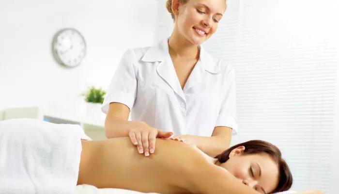 Медицинский массаж 1