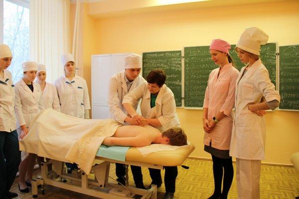 Медицинский массаж 3